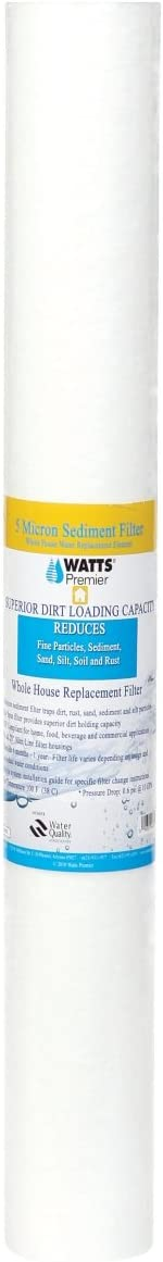 Watts Slim-Line Whole House Replacement Filter