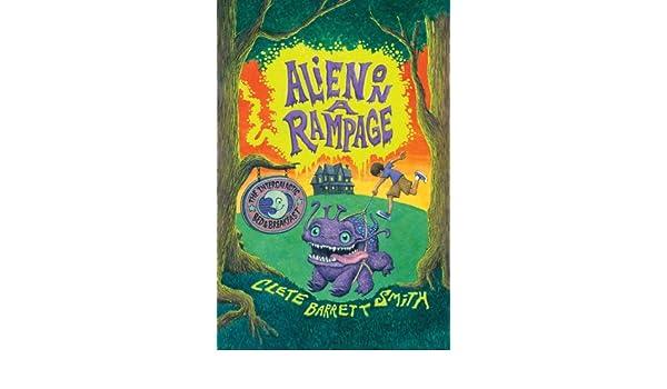 Alien on a Rampage (Intergalactic Bed & Breakfast): Amazon ...