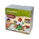 Celestial SEAS -onings - Herbal Tea - Sleepytime - Caffeine Free - Case of 6 - 40 Bags