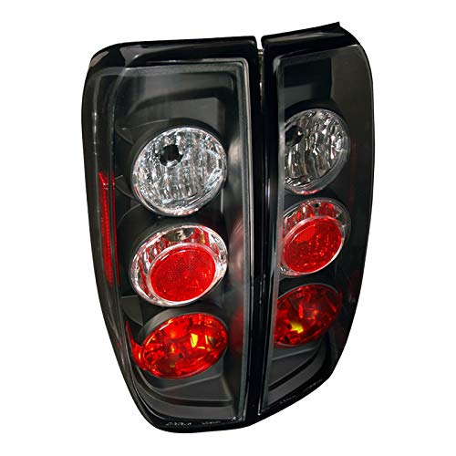 Spec-D Tuning LT-FRO05JM-TM Spec-D Altezza Tail Light Black