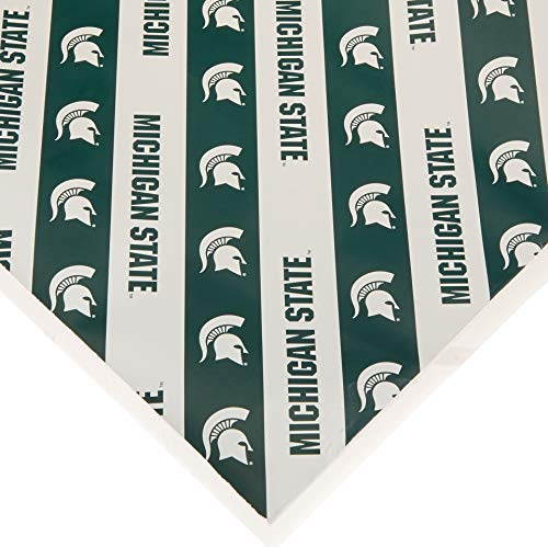 FOCO Michigan State Gift Bag/Gift Wrap 2 Pack by FOCO (Image #2)
