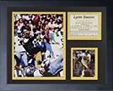 "Legends Never Die Lynn Swann Catch Collage Photo Frame, 11"" x 14"""