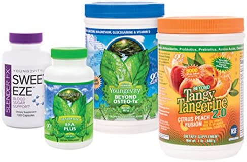 Blood Sugar Support. Youngevity and Dr Wallach Have Designed the Healthy Body Blood Sugar Pack. Do You Have to Use a Blood Sugar Monitor. This Pack Is Formulated to Support Healthy Blood Sugar Levels. Includes 90 Essentials Nutrients Tangy Tangerine