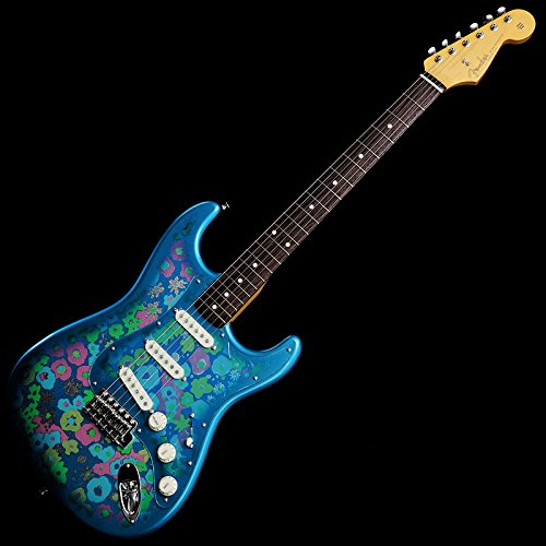 Fender Traditional 60s Stratocaster (Blue Flower) [Made in Japan] (Japan Import)