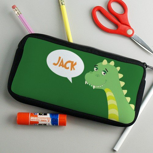 Personalized Dinosaur Pencil Case, 8