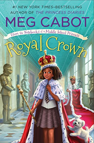 Royal Crown (From the Notebooks of a Middle School Princess)