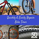 50 Strong Bike Tire Lever - Set of 4 Easy Grip
