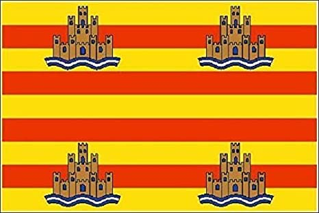 U24 bandera de Ibiza barco bandera alta calidad 20 x 30 cm ...