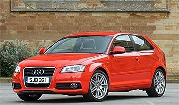 PSSC Pre Cut Sun Strip Car Window Films Audi A3 3 Door Hatch 2003 to 2010 70/% Very Light Tint
