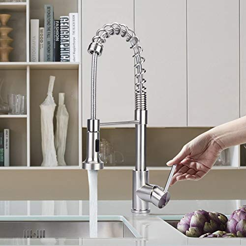 Top Touchless Kitchen Sink Faucets