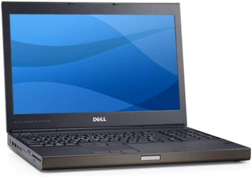 """Dell Laptop Precision M4700 15.6"""" 1920x1080 i7 3840QM 16GB RAM 500GB HD Windows 7 (Renewed)"""
