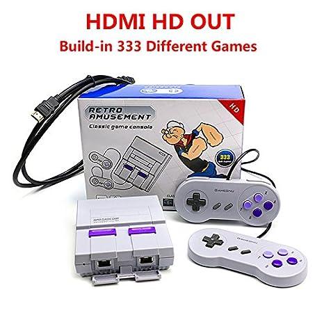 lanlan klassic Consola de juegos Edition Retro ...