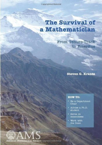 The Survival of a Mathematician (Monograph Book)