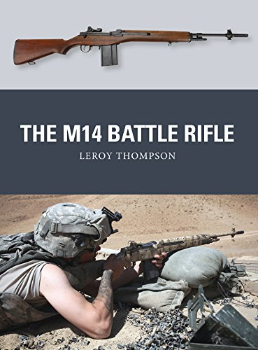 Used, The M14 Battle Rifle (Weapon Book 37) for sale  Delivered anywhere in USA