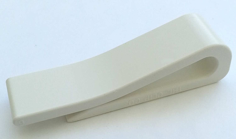 The Original Belt Clip (White)