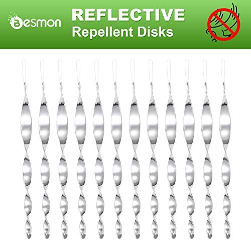 Besmon Reflective Rods%EF%BC%886 Intimidation Device%EF%BC%8CEffectively product image