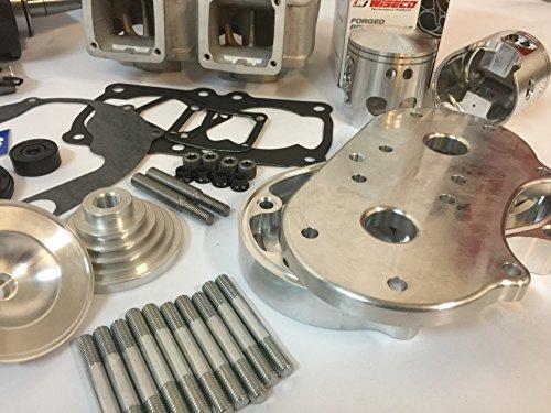 Banshee 521cc 10 mil Super Cub Dream Motor Kit - Import It All