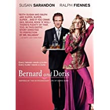 Bernard Y Doris (Import Movie) (European Format - Zone 2) (2009) Susan Sarandon; Ralph Fiennes; James Rebho