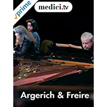 Bartók, Sonata for Two Pianos and Percussion - Martha Argerich, Nelson Freire (No dialog)
