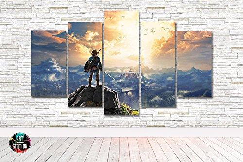 Zelda Wall - 8