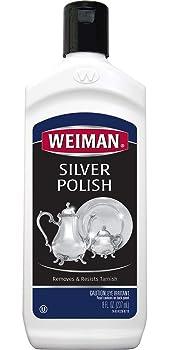 Weiman 8 oz Cream Stainless Steel Cleaner