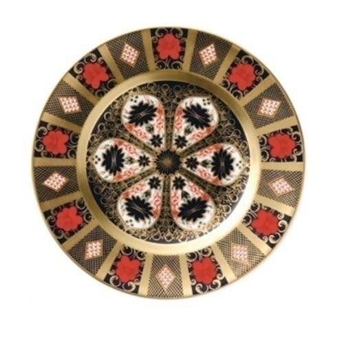 Royal Crown Derby Imari - Old Imari Salad Plate
