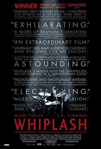 Image result for whiplash poster""