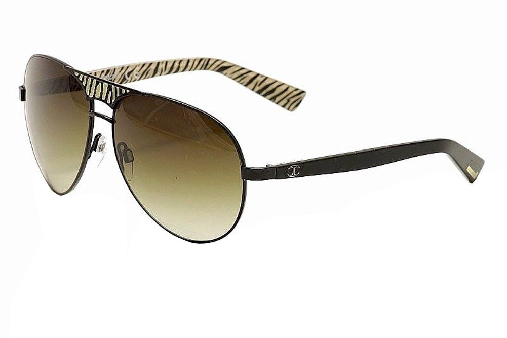 Just Cavalli Unisex JC510S Metal Sunglasses BLACK 60 by Just Cavalli