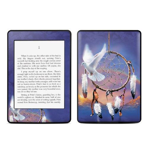 Dove Dreamer Design Protective Decal Skin Sticker for Amazon Kindle Paperwhite eBook Reader (2-point (Protector Dreamer Design)
