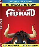 Ferdinand [Blu-ray + DVD + Copie Numérique] (Bilingue)