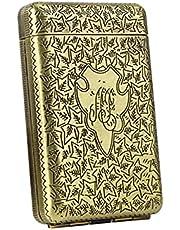 Antieke Metalen Sigarettenkoker, Voor Mannen En Vrouwen, Voor 14 Sigaretten Peaky Blinders Merchandise, Elegante Uitstraling En Speciale Kwaliteit