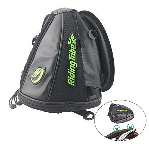 Motorcycle Back Seat Bag - 5