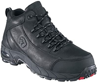 black converse boots men's