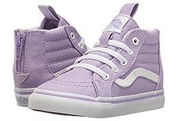 Vans Sk8-hi Zip kids, Lavender/True White, Kids 6m, VN0A32R3MMD