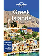 Lonely Planet Greek Islands 12 12th Ed.