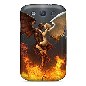 Galaxy S3 Hard Case With Awesome Look - IXL1661kzTy