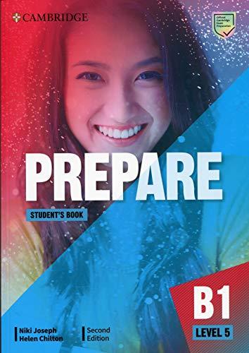 Prepare Level 5 Student's Book 2nd Edition (Cambridge English Prepare!) por Nikki Joseph. Chilton, Helen.