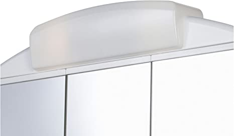Ikea, Fullen Specchio con mensola, 50 x 60 cm: Amazon.it