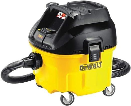DeWalt DEWDWV901L Wet & Dry Aspirador: Amazon.es: Coche y moto