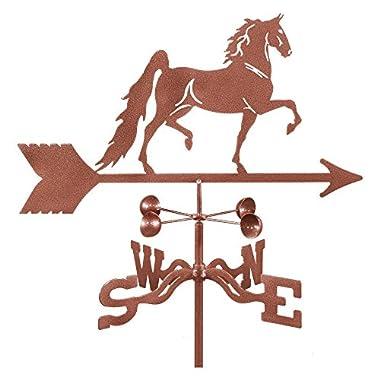 EZ Vane Saddlebred Horse Weathervane