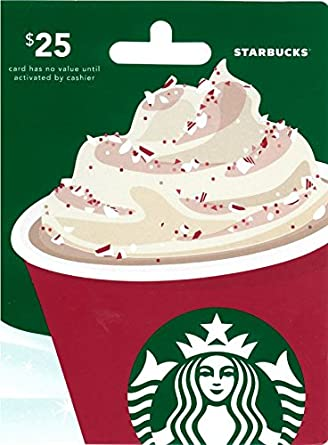 Starbucks Gift Card