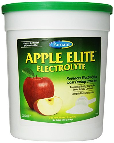 FARNAM 81110 Apple Elite Electrolyte Pet Supplement, 5-Pound by Farnam by Farnam (Image #1)
