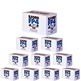 ILFORD FP4 PLUS 125 BLACK AND WHITE FILM 35MM 36EXP (Pack of 10)
