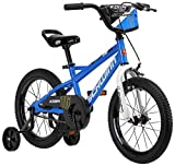 Schwinn Koen Boy's Bike with SmartStart, 16' Wheels, Blue