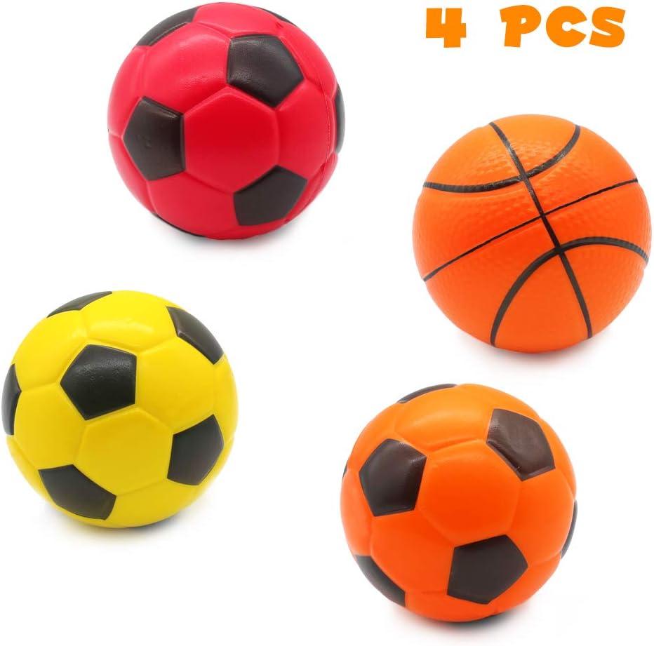 TONZE Pelota Futbol Baloncesto Pelota Espuma Piscina Balon Fiesta ...