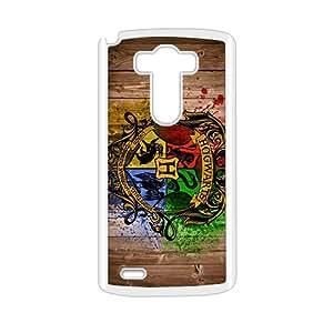 SVF Harry Potter Hogwarts Wood Logo Phone case for LG G3