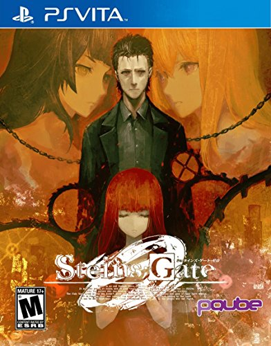 Top recommendation for steins gate 0 vita