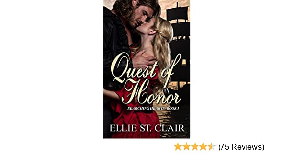 Quest of Honor (Searching Hearts Book 1) - Kindle edition by Ellie ...