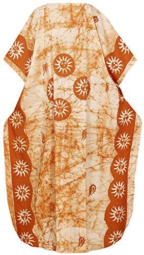 Tunique Robe Les Coton Vêtement De Longue Vacances Kimono Taille Nc CtQdrsh