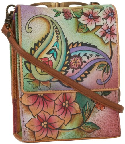 412 Paisley Anuschka Bag Cross Jaipur Body YCqqdXw